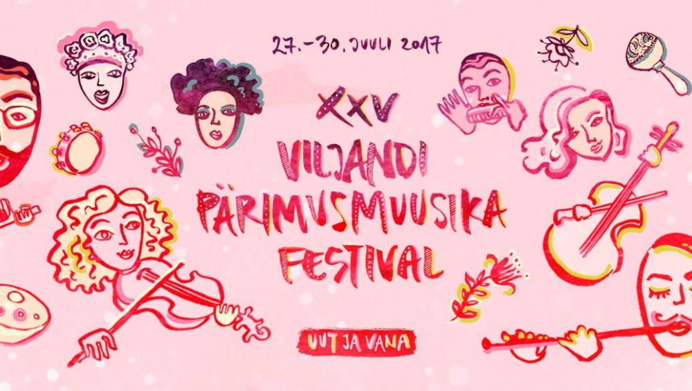 Viljandi Pärimusmuusika festival 2017
